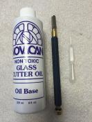 Toyo Pencil cutter & Novacan Glass Cutter Oil