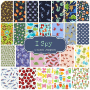I Spy Scrap Bag (IS.SB) by Mixed Designers