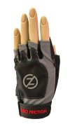 Zero Friction Women's Fitness Gloves with Strap