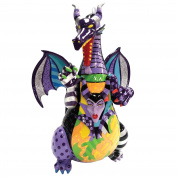 """Disney Britto """"Maleficent Dragon"""" Figurine"""