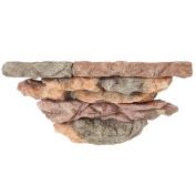 Trenton Gifts Rock Design Shelf