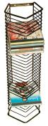 CD Tower Wall Mount Storage Shelves Rack Stand Holder Shelf Organiser 35 CDs