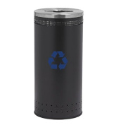 Imprinted 360 94.6lRecycler with Lid Finish