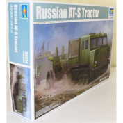 """'Trumpeter 09514 Model Kit Russian at S Tractor """""""
