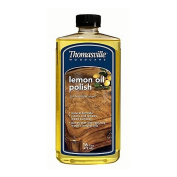 Thomasville Woodcare 470ml Lemon Oil Polish l Removes Grease and Dirt, and Leaves Behind a Pretty Shine