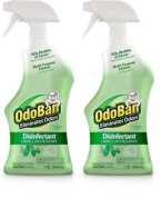 OdoBan 950ml Ready-to-Use Disinfectant Fabric and Air Freshener