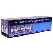 BWK7136 Extra Heavy-Duty Aluminium Foil Roll, 18quot; x 300m, Silver