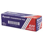 Reynolds Wrap - Heavy Duty Aluminium Foil Roll, 30cm x 150m, Silver 620 (DMi RL