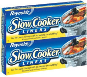 Reynolds Wrap Slow Cooker Liners - 4 ct - 2 pk