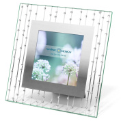 Swing Design Celestial Picture Frame, 10cm by 10cm , Clear