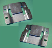4 pair PLATED METAL INTERLOCKING/Connector/Joiner/CLIPS. Sofa/Divan/Bed/Corner/Sectional. with FREE SIGNED FOR DELIVERY