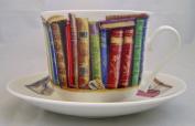 Roy Kirkham Creative Writing Single Breakfast Cup and Saucer
