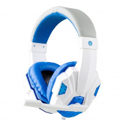 Gaming Headset,HARRYSTORE Channel Surround Sound Gaming Headset Headband Over-Ear Headphone With Noise Cancelling Microphone for PC Computer Gaming, USB Connexion