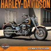 Harley-Davidson 2018 Wall Calendar