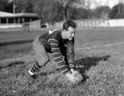 1925 Golson, Georgetown Football Vintage Photograph 22cm x 28cm Reprint