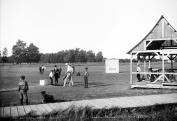 1900 Golf Links, Charlevoix, Michigan Vintage Photograph 33cm x 48cm Reprint