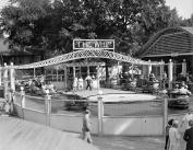 1928 The Whip Ride, Glen Echo Park, MD Vintage Photograph 22cm x 28cm Reprint