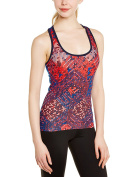 Zumba Fitness Women's Tri-Me All-Over Racerback