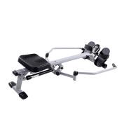 Sunny Health & Fitness SF-RW5639 Full Motion Rowing Machine - 160kg Capacity Rower