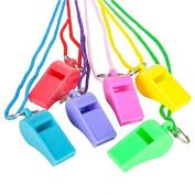 DDI 1894468 5.1cm . Plastic Whistle Necklace