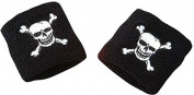 DDI 1931082 Pirate Skull And Cross Bones Wrist Band