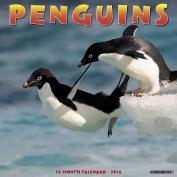 Penguins 2018 Wall Calendar