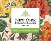 New York Botanical Garden 2018 Box Calendar