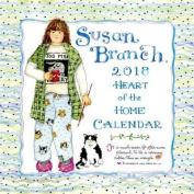 Susan Branch Heart of the Home 2018 Calendar