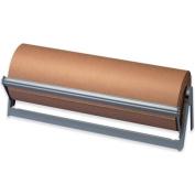 Aviditi KP6050 100 Percent Recycled Fibre Paper Roll, 220m Length x 150cm Width, Kraft