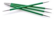 Double Point Knitting Needle, US 6, Stiletto/Stiletto Point, Set of 5 Needle