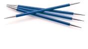 Double Point Knitting Needle, US 5 , Stiletto/Stiletto Point, Set of 5 Needle