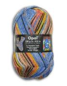 Opal wool Hundertwasser 2103
