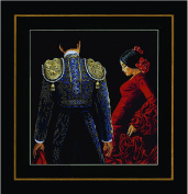 Lanarte Dancing in Passion Counted Cross-Stitch