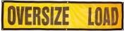 Weber 3235 46cm X2.4m Oversized Load Sign