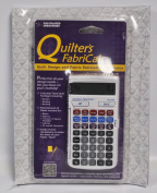 Quilters Fabricalc + Workbook