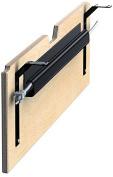 Jonti-Craft 1738JC2 Ready Table, Dual Wire Hider Kit