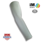 iM Sports SMASHMOUTH Football Compression Arm Sleeve + Made in USA - Single