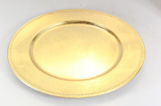 Gold Charger Plates Set Of 12