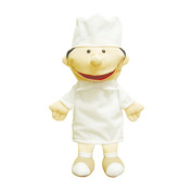 Chungyang Toy Babies Toddlers Cute Chef Full Body Hand Puppet Toys