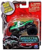 Monster Trucks Mega Wheel Letterman Vehicle