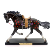 Trail of Painted Ponies Limited Edition Navajo Chief Figurine