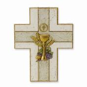 18cm High First Communion Wall Cross By Josephs Studio 47603