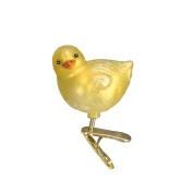 Old World Christmas Baby Chick Glass Blown Ornament