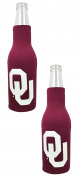Official National Collegiate Athletic Association Fan Shop Authentic NCAA 2-pack Insulated Bottle Cooler. Show Team Pride At Home, Tailgating or At the Game