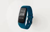 Smart Wristband Heart Rate Monitor Sports Bracelet Bluetooth Fitness Wristband Precision Dynamic Heart Rate Active Sports Monitoring content display