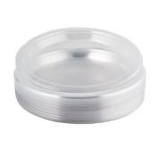 Plastico 26cm Clear Plates 40 Count