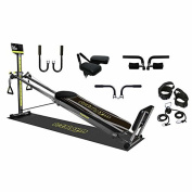 FORCE Total Gym includes several Workout DVDs & Tools~ Over 60 Exercises,