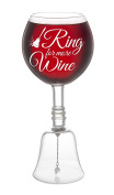 BigMouth Inc Ring for More Wine Glass