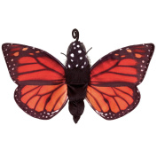 Folkmanis 3073 Monarch Life Cycle Metamorphose Hand Puppet