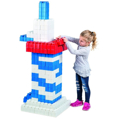 Game Movil Game Movil88219 Tower B Giant Building Blocks (96-Piece)
